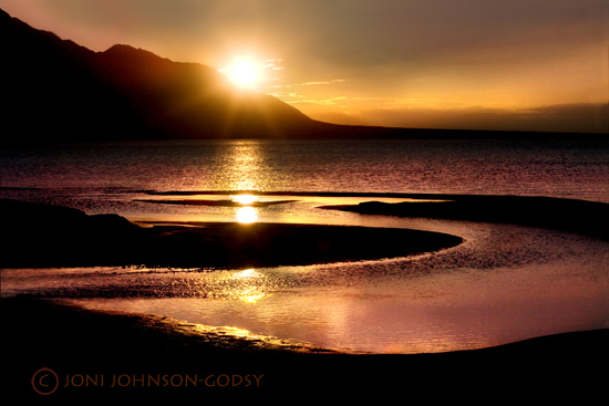 yukon-sunset